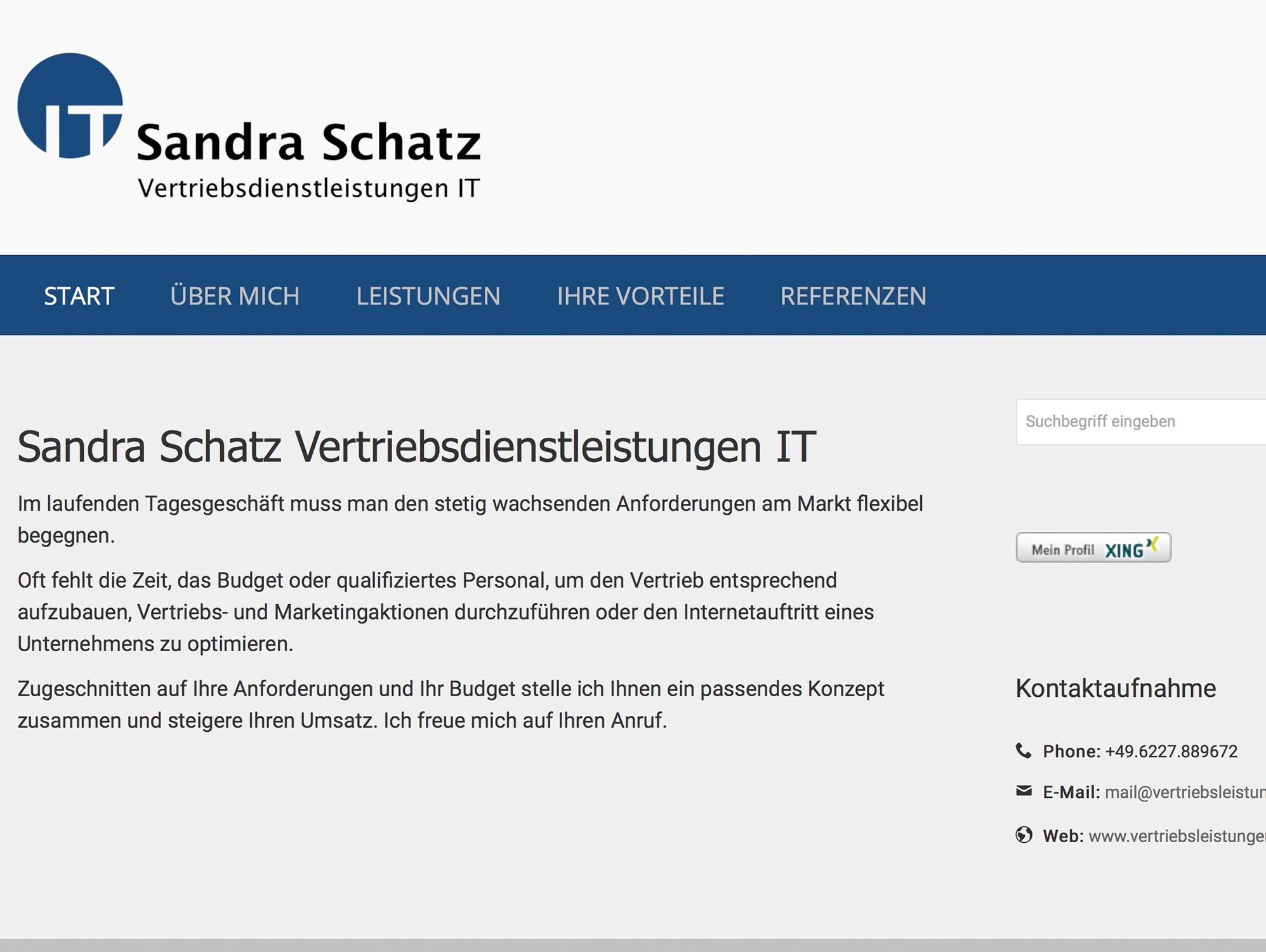 Webdesign-Schmid